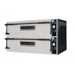 Horno de pizza eléctrico - NEVO MAXI 3LD35+3LD35