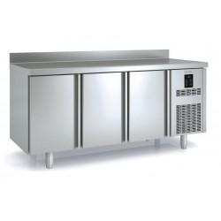Bajomostrador refrigeración GN Docriluc 4 puertas - BRG 225