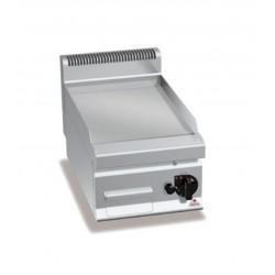 Fry top eléctrico cromo duro - Berto's Macros 700