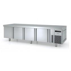 Mesa fría bajococina Docriluc 4 puertas - BCR 225