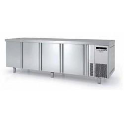Bajomostrador congelación pastelería 3 puertas Docriluc - BPC-200