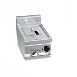 Freidora eléctrica de sobremesa 10 L - Berto's Macros 700