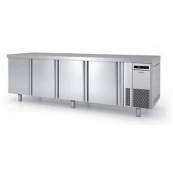 Bajomostrador congelación pastelería 4 puertas Docriluc - BPC-250