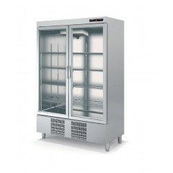 Armario conservación 2 puertas cristal ASVD-125 Speed - Docriluc