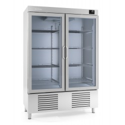 Armario expositor de refrigeración 2 puertas Infrico Nacional 1000 L  – AEX 1000 T/F