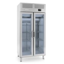 Armario expositor de refrigeración GN 1/1 Infrico Serie Slim 600 L  – AGN 600 CR
