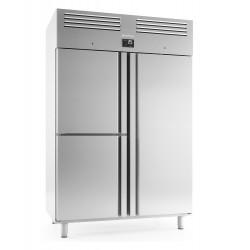 Armario de refrigeración GN 2/1 Infrico Serie AGB 1400 L  – AGB 1403