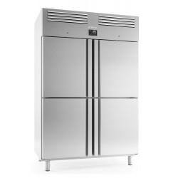 Armario de refrigeración GN 2/1 Infrico Serie AGB 1400 L  – AGB 1404