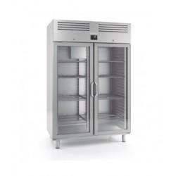 Armario expositor de refrigeración GN 2/1 Infrico Serie AGB 1400 L  – AGB 1402 CR