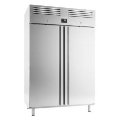 Armario mixto de refrigeración y congelación GN 2/1 Infrico Serie AGB 1400 L  – AGB 1402 MX