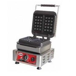 Máquina de gofres simple con placa extraíble