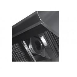 Campana monoblock pared - fondo 1400