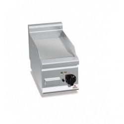 Fry top eléctrico cromo duro - Serie Berto's Plus 600