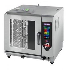 Horno eléctrico con boiler 6 GN 1/1 - Inoxtrend XT TOUCH TBP 106 E