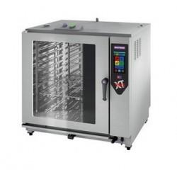 Horno eléctrico con boiler 10 GN 1/1 - Inoxtrend XT TOUCH TBP 106 E