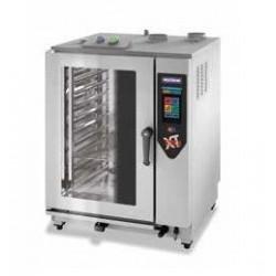 Horno a gas con boiler 10 GN 1/1 - Inoxtrend XT TOUCH TBP 110 G