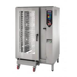 Horno a gas con boiler 20 GN 2/1 - Inoxtrend XT TOUCH TBP 210 G
