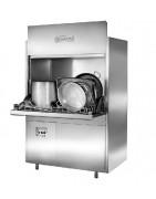 Rentautensilis, maquinària rentat hostaleria professional. Rentat d'utensilis, safates, parament inoxidable.