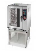 Hornos Inoxtrend XT Touch, programables y con boiler, eléctricos o a gas